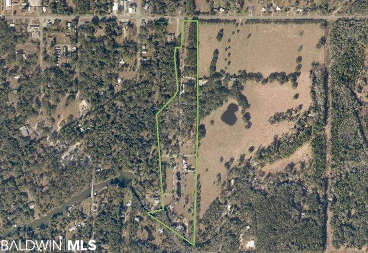0 Old Federal Rd, Magnolia Springs, AL, 36555