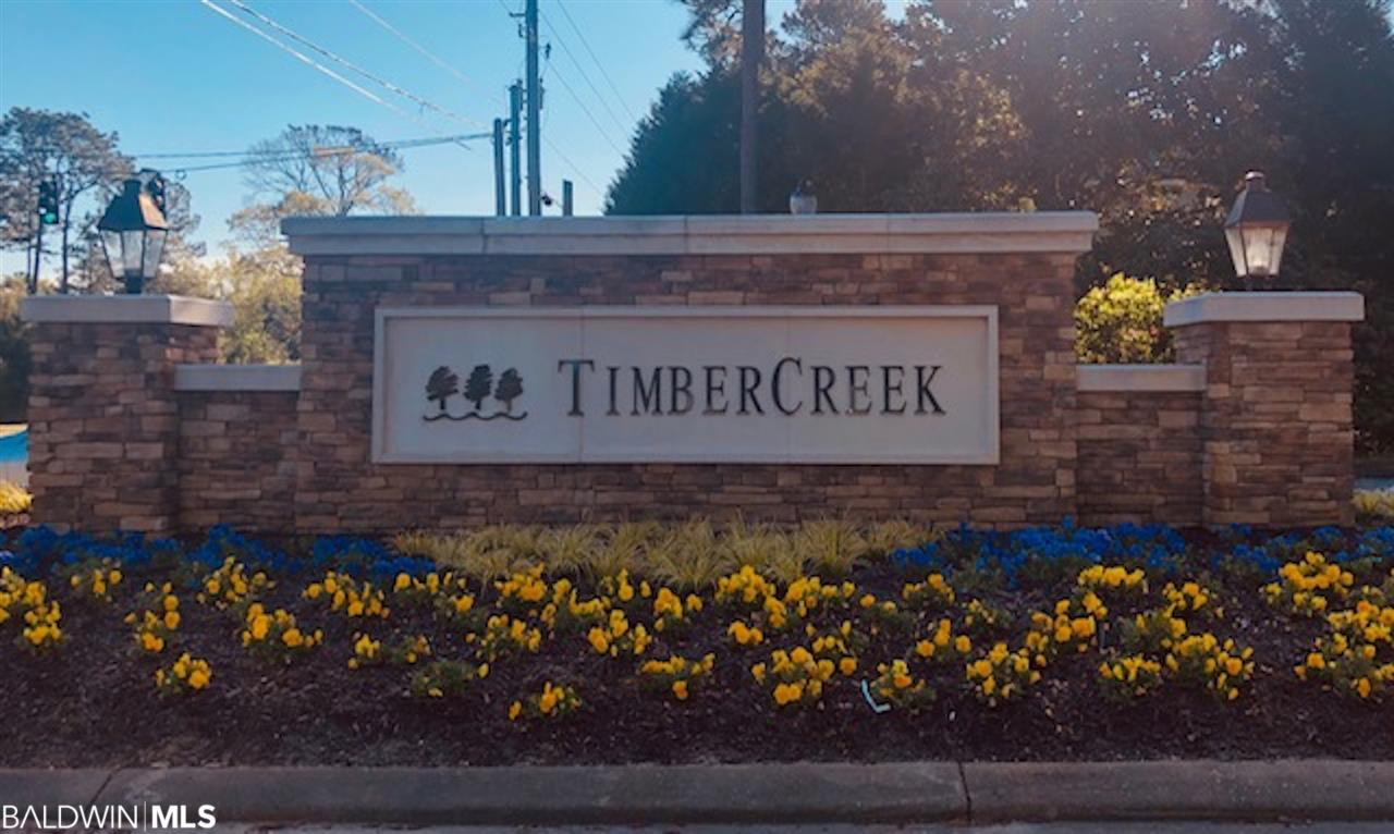 Own one of the few lots remaining in Timbercreek! Bring your own builder!