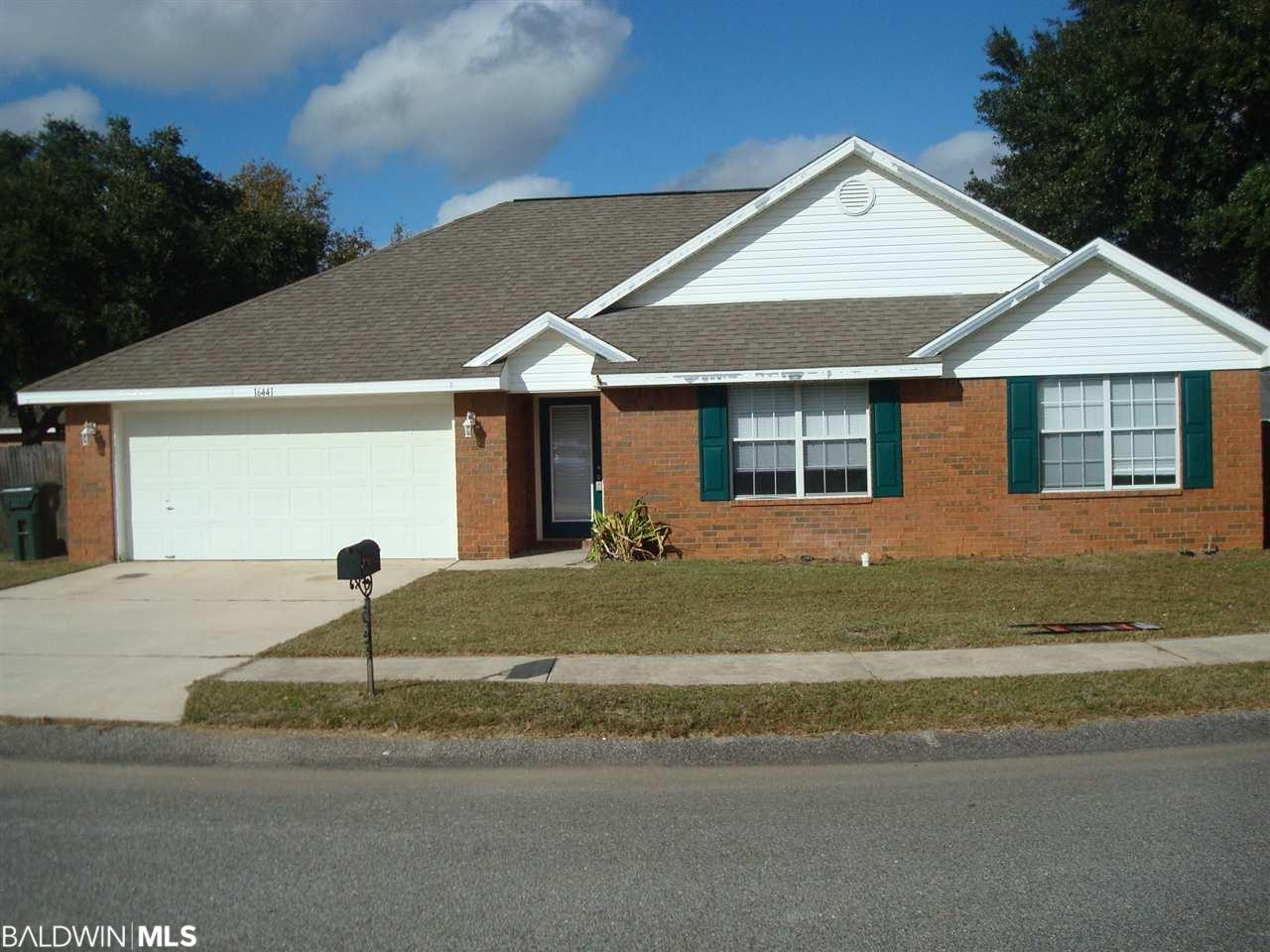 Well maintained 3 bedroom 2 bath home in this popular subdivision of Magnolia Place. Large Living Room with vaulted ceiling & wood burning fireplace, tile throughout, some new appliances, new blinds, screened back porch with fenced yard, corner lot come see your new home!!!