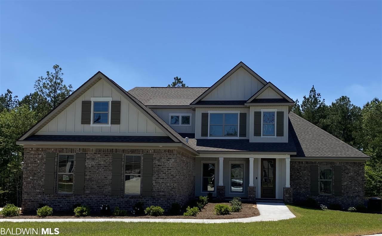 Truland Homes elegant Arlington plan is under construction in Stonebridge on one of the sought after cul-de-sac lots. Large open floor plan with all the upscale features today's buyers demand. Wood floors, granite, lots of wood trim, master bath with garden tub and separate tile shower, high end appliances and smart home equipped! Community amenities galore...outdoor pool, tennis and basketball courts, wiffle ball field, putting green, bocce court and plenty of open common spaces with fire pits and sitting areas. High quality home with a hands on warranty program.