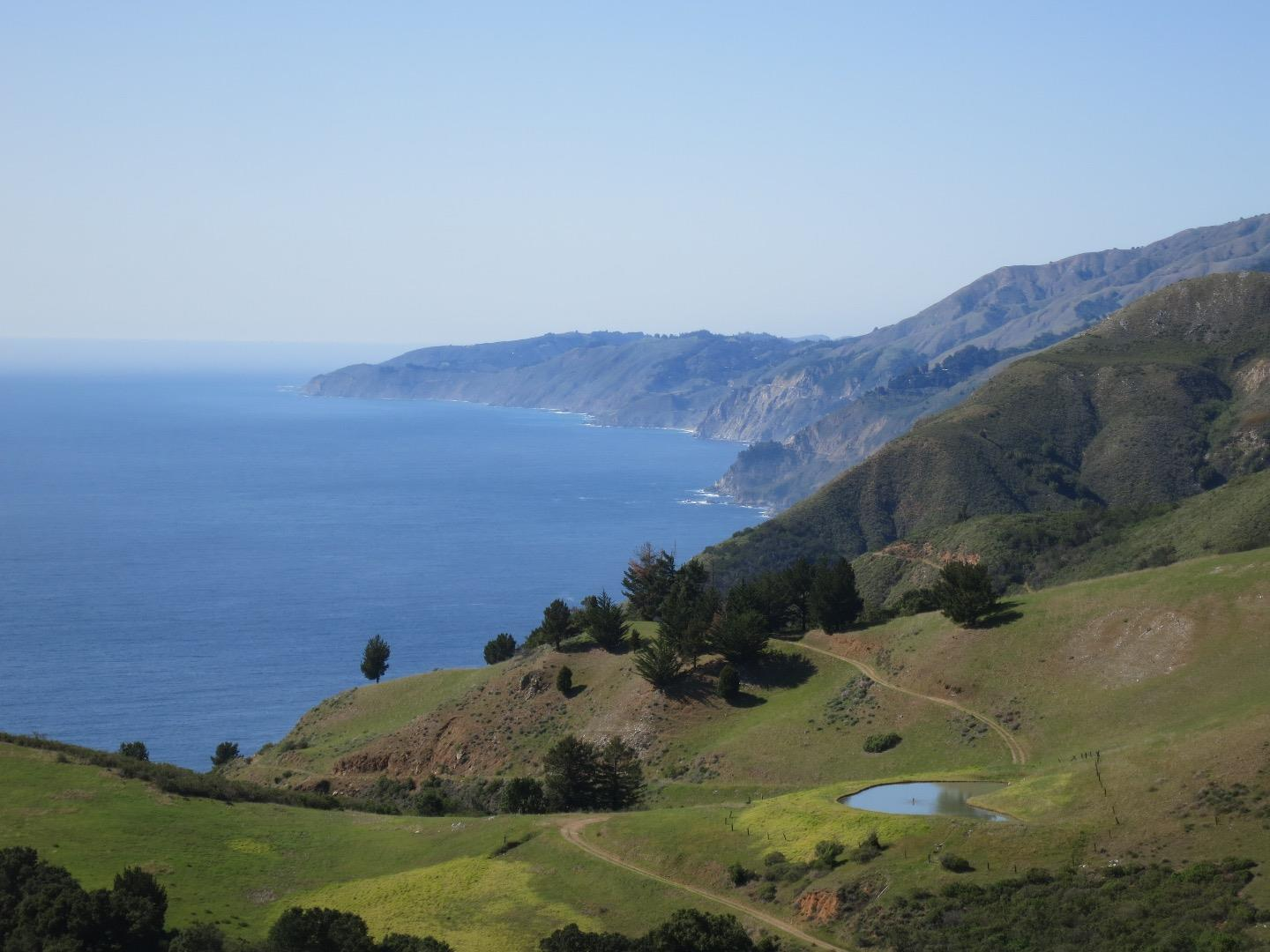 Single Family Home for Sale at Santa Lucia Ranch, Parcels B & C, Highway 1 Big Sur, California 93920 United States