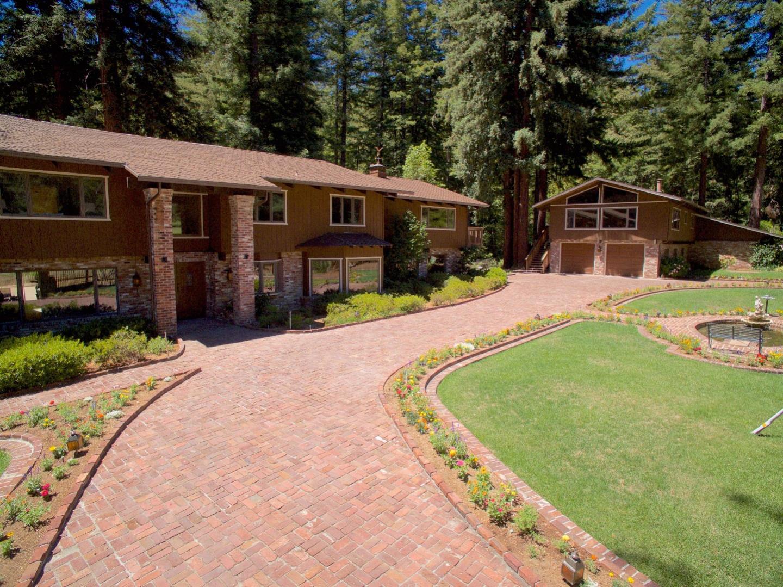 Casa Unifamiliar por un Venta en 225 Double Bogey Drive Boulder Creek, California 95006 Estados Unidos