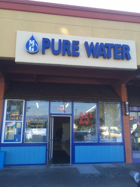 komerziell für Verkauf beim 233 W Main Avenue Morgan Hill, Kalifornien 95037 Vereinigte Staaten