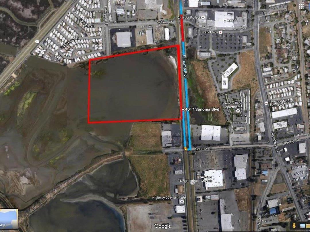 أراضي للـ Sale في Sonoma Sonoma Vallejo, California 94589 United States