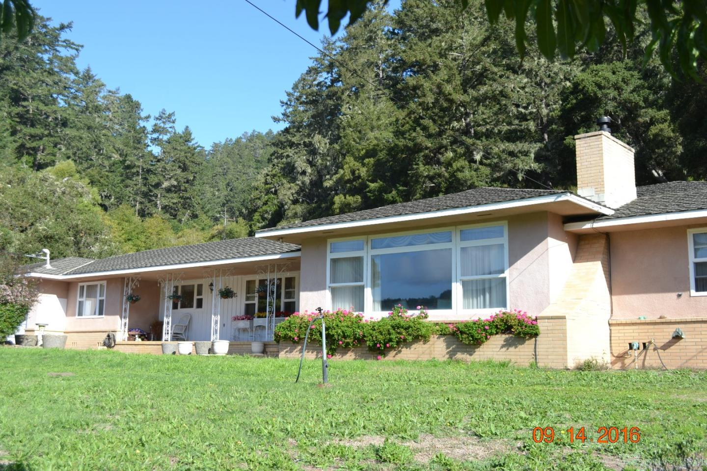 Single Family Home for Sale at 4931 Pescadero Creek Road Pescadero, California 94060 United States