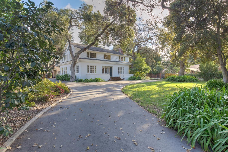 一戸建て のために 売買 アット 1109 Valparaiso Avenue Menlo Park, カリフォルニア 94025 アメリカ合衆国