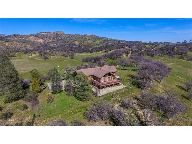 Single Family Home for Sale at 51563 Los Gatos Road Coalinga, California 93210 United States