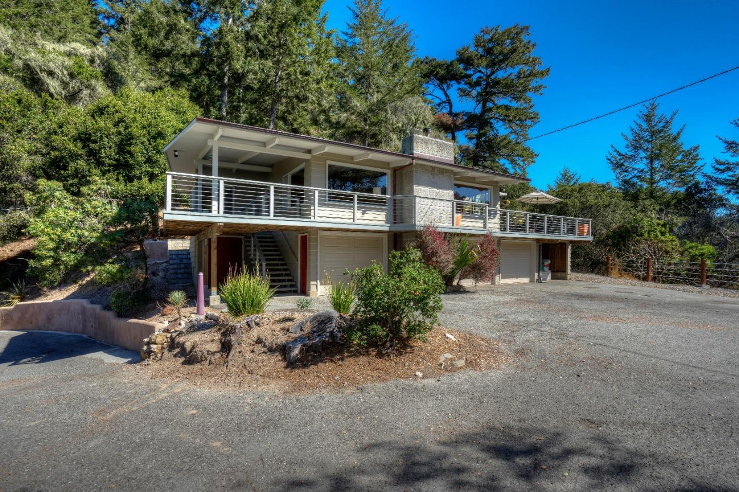 Single Family Home for Sale at 4399 Pescadero Creek Road Pescadero, California 94060 United States