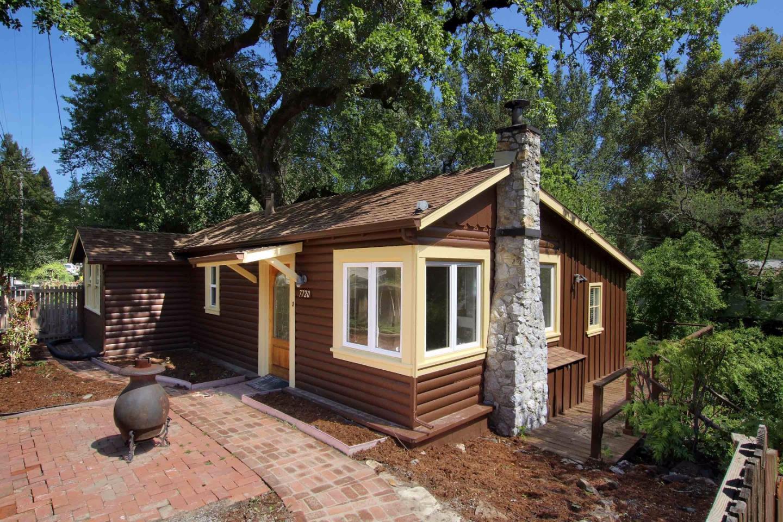 一戸建て のために 売買 アット 7720 W Zayante Road Felton, カリフォルニア 95018 アメリカ合衆国