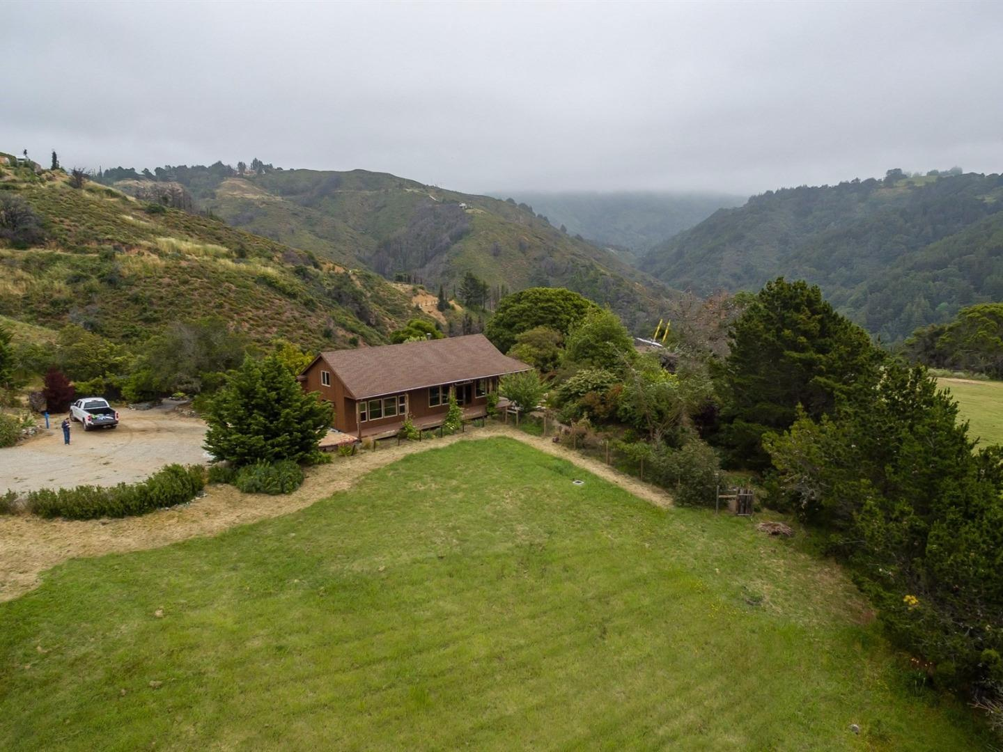 Single Family Home for Sale at 9245 Sycamore Canyon Road Big Sur, California 93920 United States