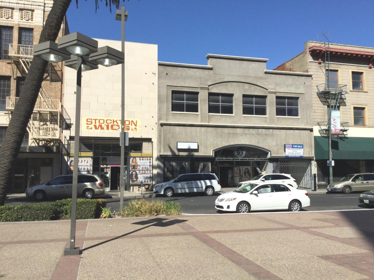 Commercial for Sale at 417 E Main Street 417 E Main Street Stockton, California 95202 United States