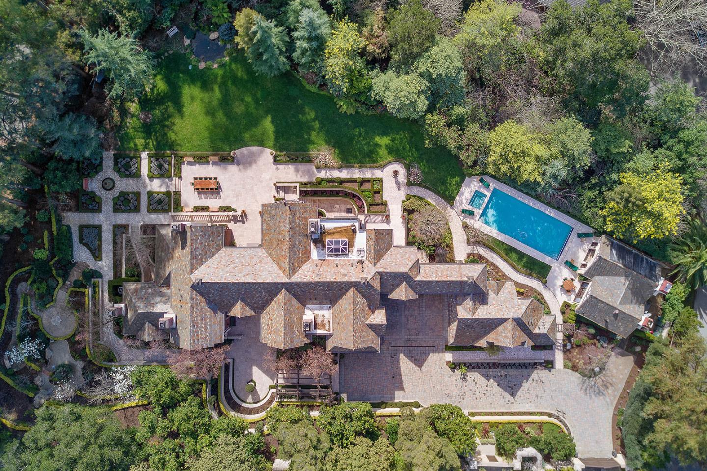 1 Ridge View Drive, ATHERTON, CA 94027