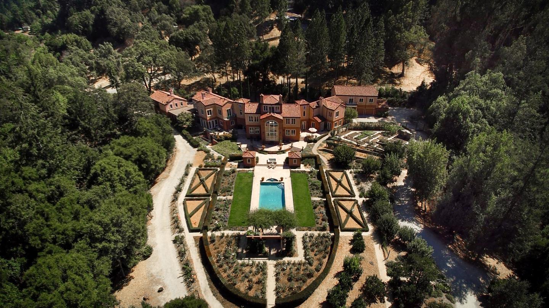 Частный односемейный дом для того Продажа на 19475 Black Road Los Gatos, Калифорния 95033 Соединенные Штаты