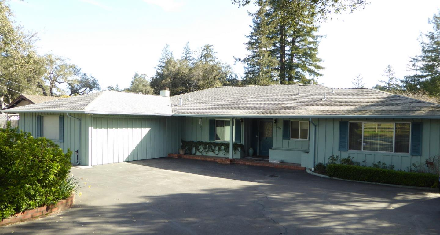 Additional photo for property listing at 1080 Graham Hill Road  Santa Cruz, California 95060 United States
