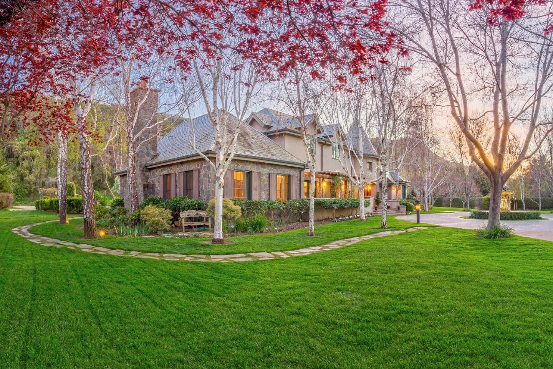 獨棟家庭住宅 為 出售 在 8650 River Meadows Road 8650 River Meadows Road Carmel Valley, 加利福尼亞州 93923 美國