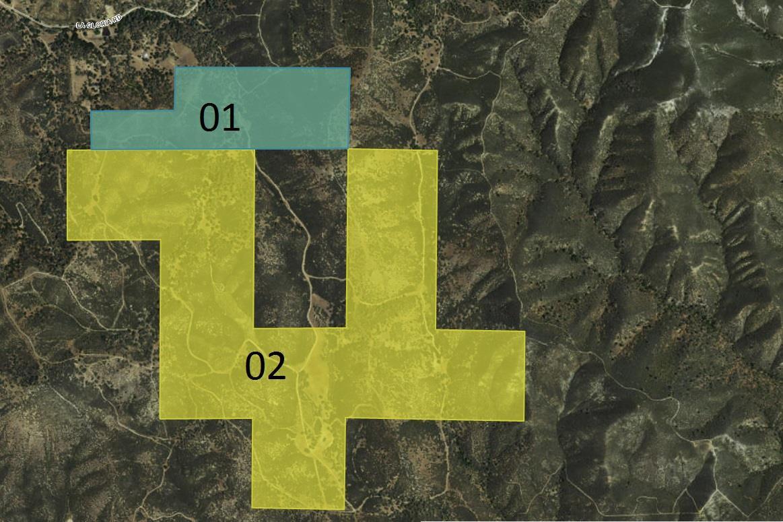 Земля для того Продажа на 1 La Gloria Road 1 La Gloria Road Paicines, Калифорния 95043 Соединенные Штаты