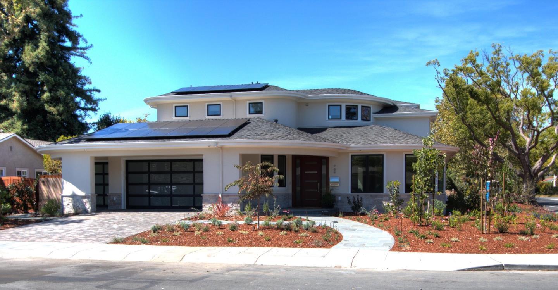 Maison unifamiliale pour l Vente à 789 Northampton Drive Palo Alto, Californie 94303 États-Unis