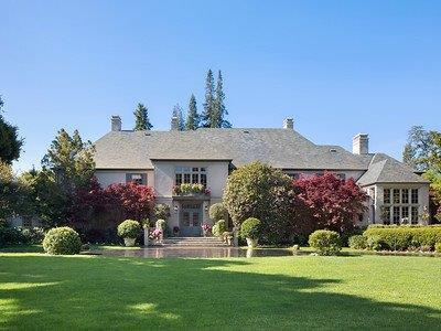 獨棟家庭住宅 為 出售 在 200 Polhemus Avenue Atherton, 加利福尼亞州 94027 美國