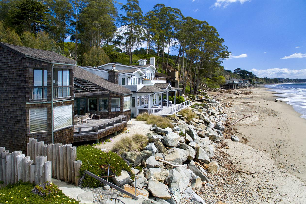 Single Family Home for Sale at 28 Potbelly Beach Road Aptos, California 95003 United States