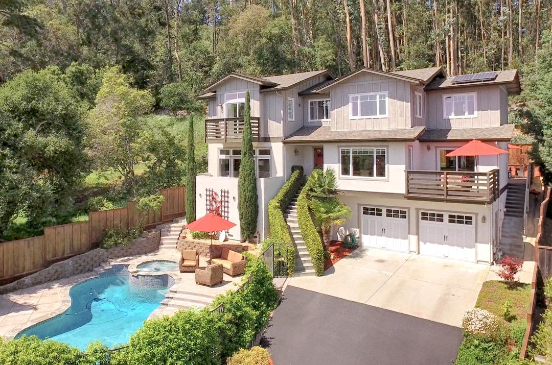 10 Bella Rose Terrace, SANTA CRUZ, CA 95065