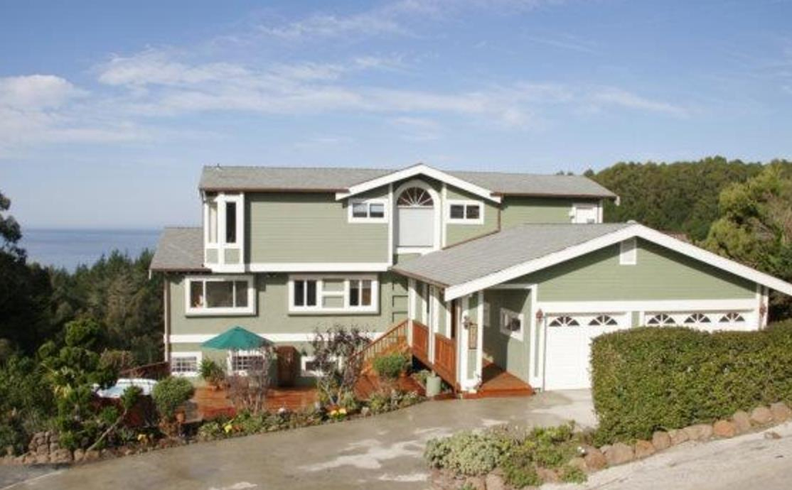 Single Family Home for Sale at 770 Alta Vista Road Montara, California 94037 United States