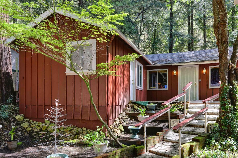獨棟家庭住宅 為 出售 在 154 Waner Way Felton, 加利福尼亞州 95018 美國
