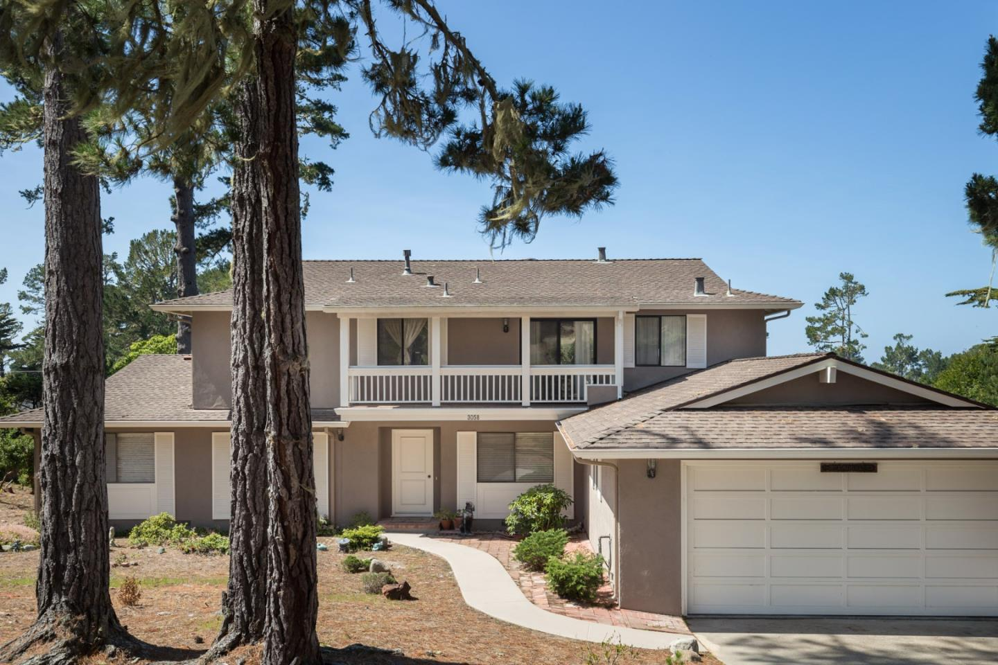 Single Family Home for Sale at 3058 Strawberry Hill Road Pebble Beach, California 93953 United States