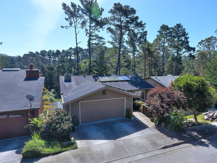 Single Family Home for Sale at 1375 Birch Street Montara, California 94037 United States