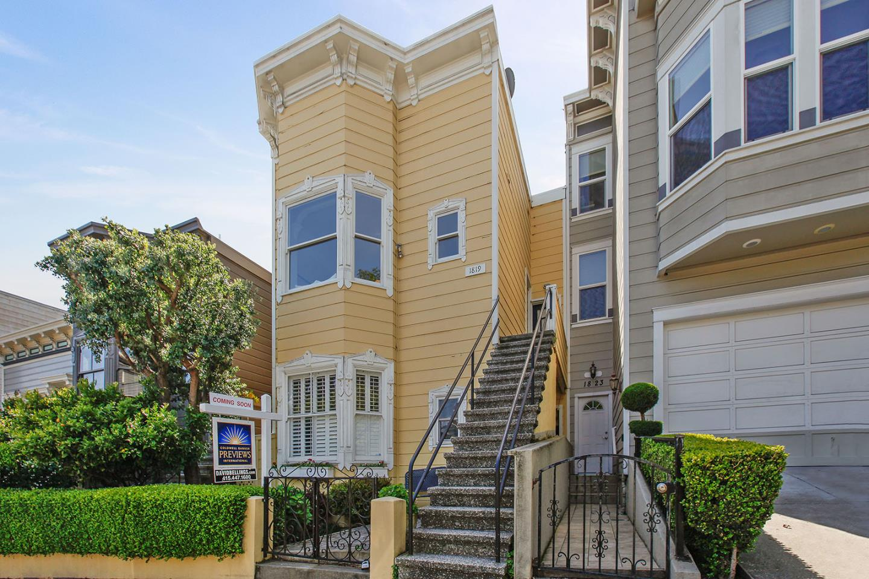 1819 Lyon Street, SAN FRANCISCO, CA 94115