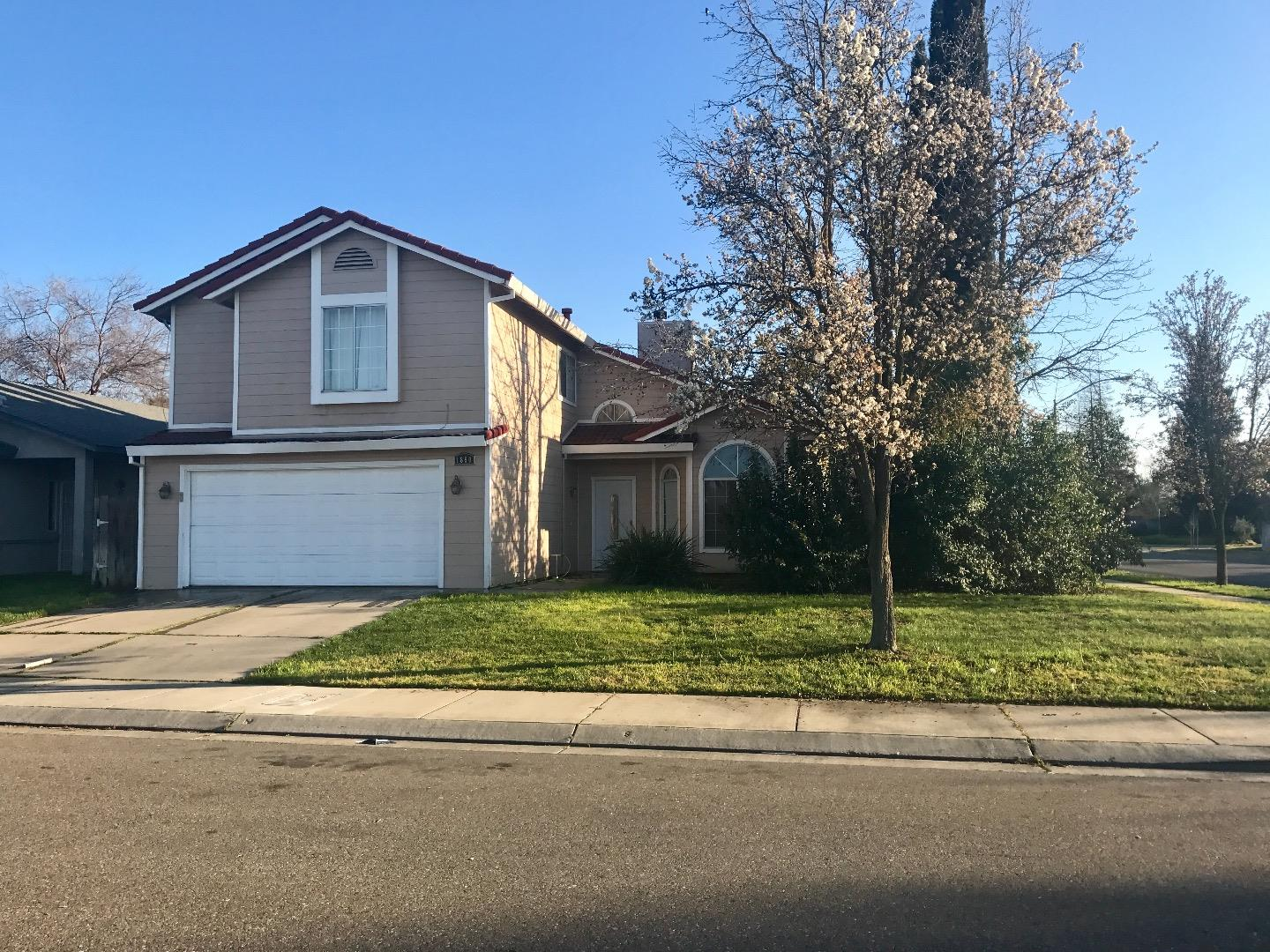 Single Family Home for Sale at 1890 Rogina Court Merced, California 95341 United States