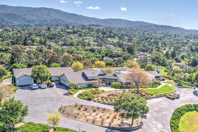 Einfamilienhaus für Verkauf beim 26000 Westwind Way 26000 Westwind Way Los Altos Hills, Kalifornien 94022 Vereinigte Staaten
