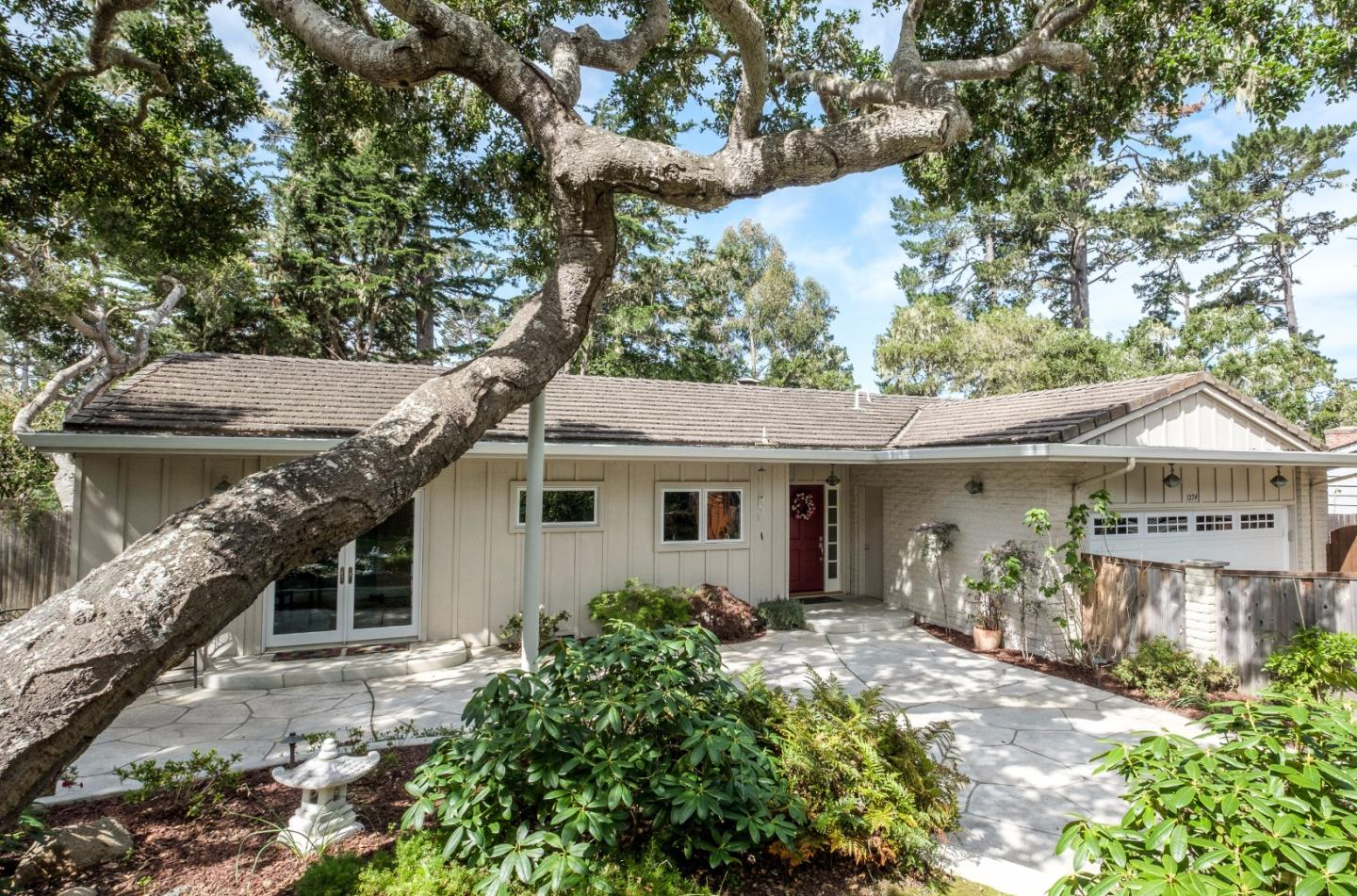 Single Family Home for Sale at 1074 Mission Road 1074 Mission Road Pebble Beach, California 93953 United States