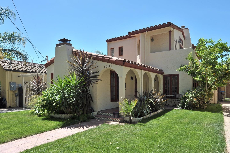 一戸建て のために 売買 アット 1731 Glen Una Avenue San Jose, カリフォルニア 95125 アメリカ合衆国