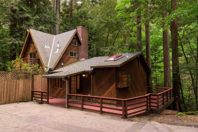 多戶家庭房屋 為 出售 在 14045 Highway 9 Boulder Creek, 加利福尼亞州 95006 美國