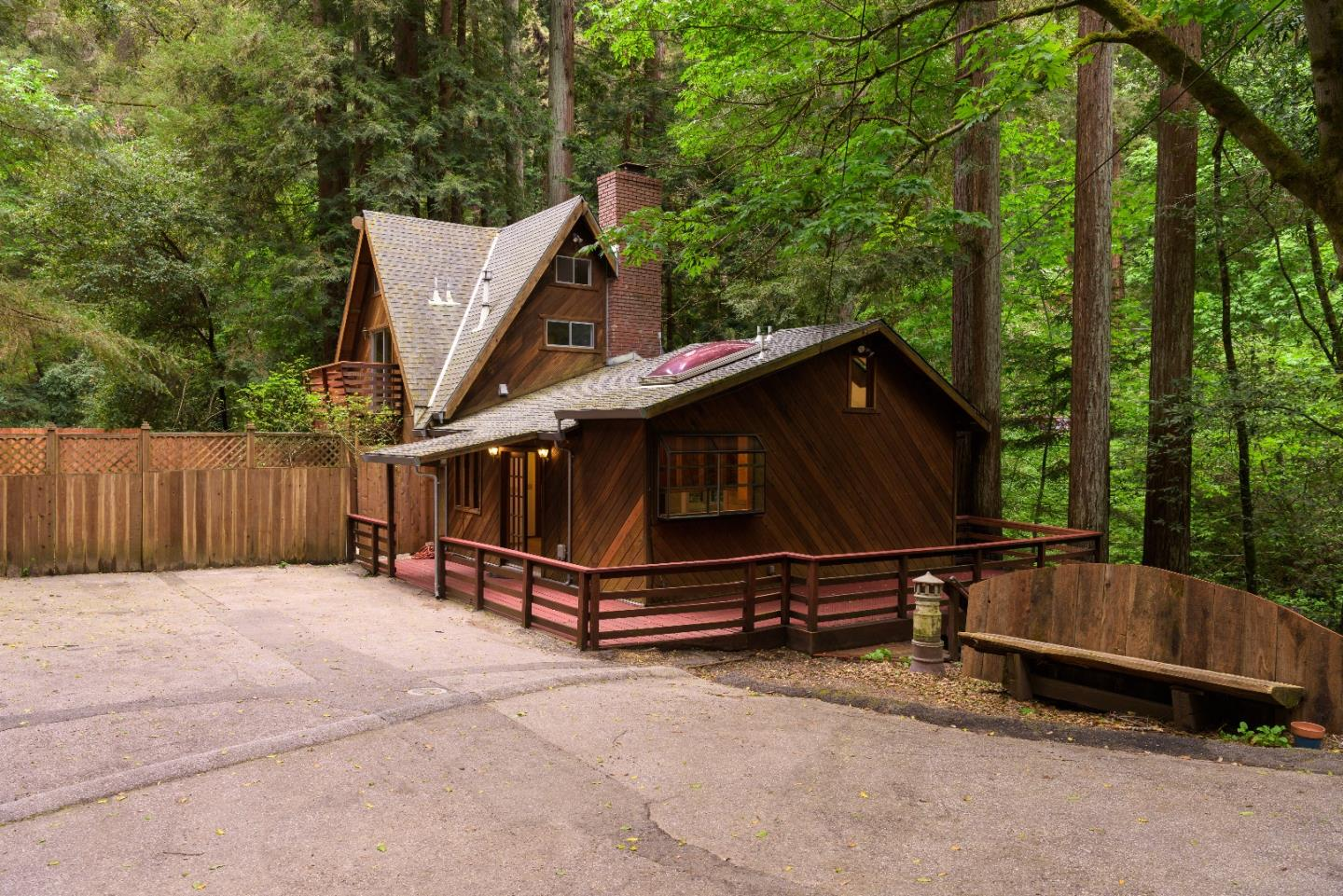 Additional photo for property listing at 14045 Highway 9  Boulder Creek, Californie 95006 États-Unis