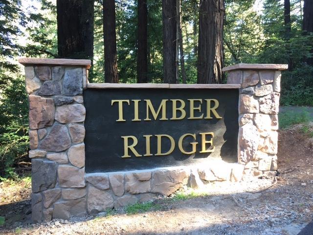 Частный односемейный дом для того Продажа на 5 Timber Ridge 5 Timber Ridge Scotts Valley, Калифорния 95066 Соединенные Штаты