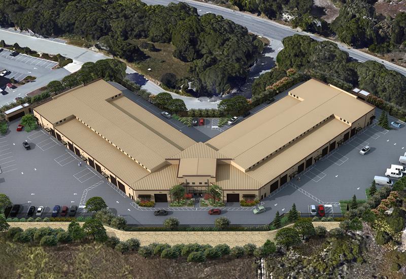 Commercial pour l Vente à 12 Lower Ragsdale Drive Monterey, Californie 93940 États-Unis