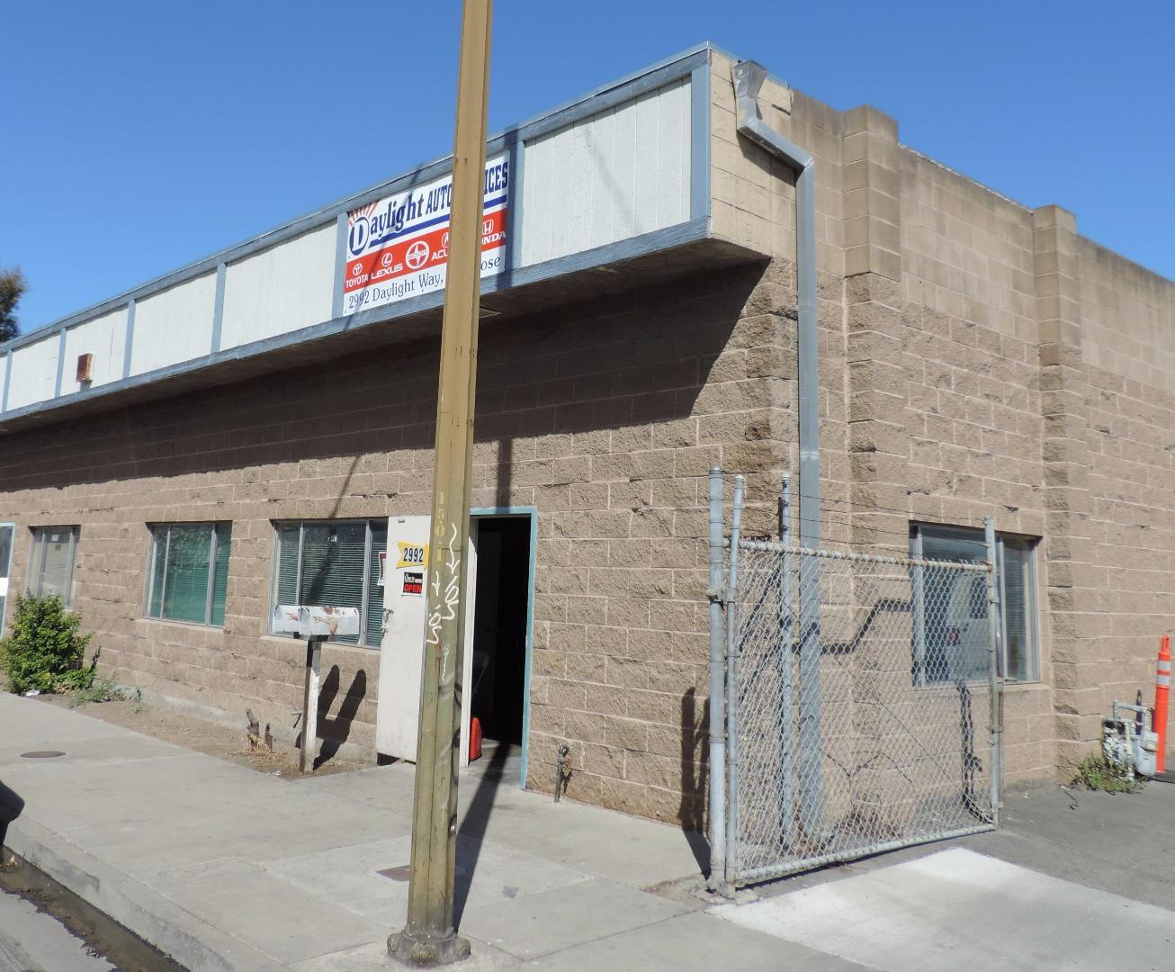 Commercial for Sale at 2990 Daylight Way 2990 Daylight Way San Jose, California 95111 United States