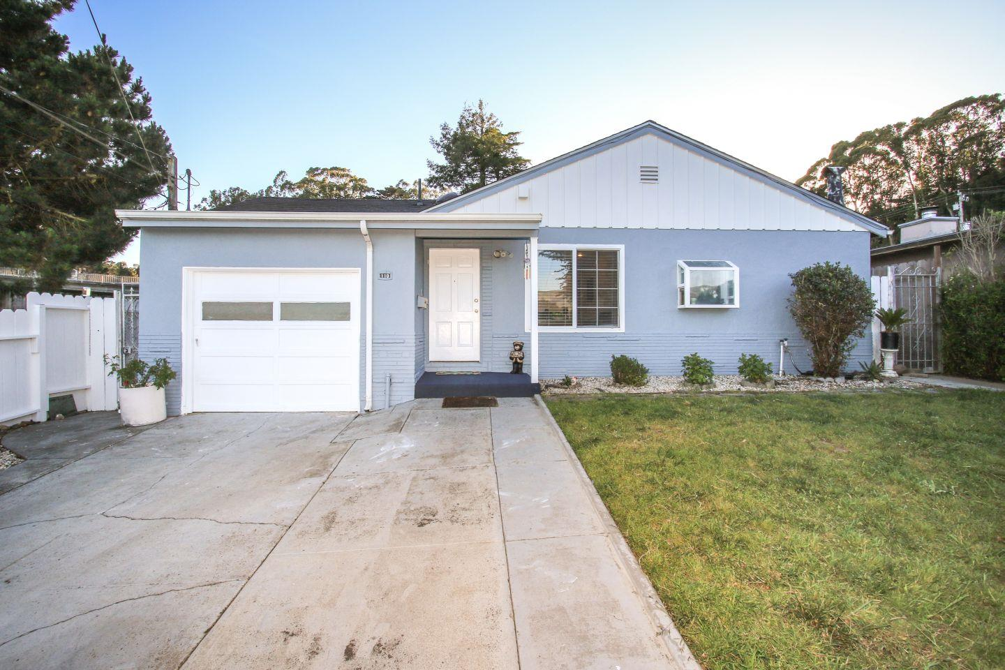 Casa Unifamiliar por un Venta en 110 Longford Drive South San Francisco, California 94080 Estados Unidos