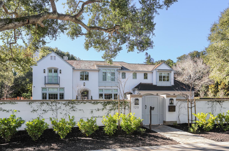 Частный односемейный дом для того Продажа на 120 Toyon Road Atherton, Калифорния 94027 Соединенные Штаты