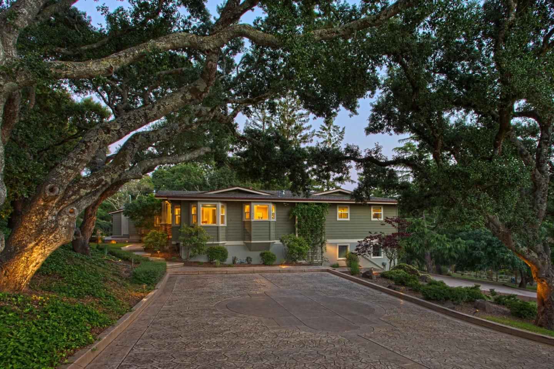 Casa Unifamiliar por un Venta en 330 Cress Road Scotts Valley, California 95060 Estados Unidos
