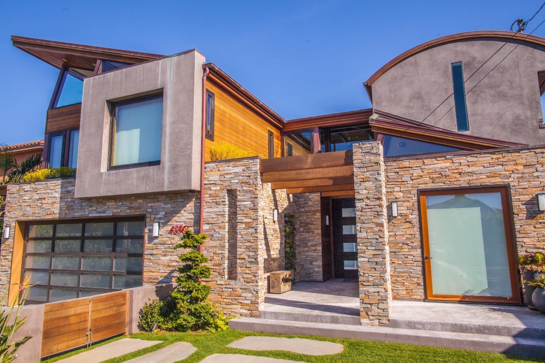 Casa Unifamiliar por un Venta en 4330 Opal Cliff 4330 Opal Cliff Santa Cruz, California 95062 Estados Unidos