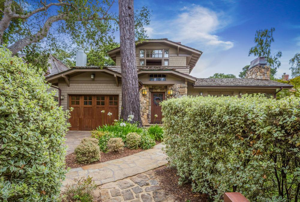 Single Family Home for Sale at Lincoln 4NE San Lucia Street Carmel, California 93921 United States