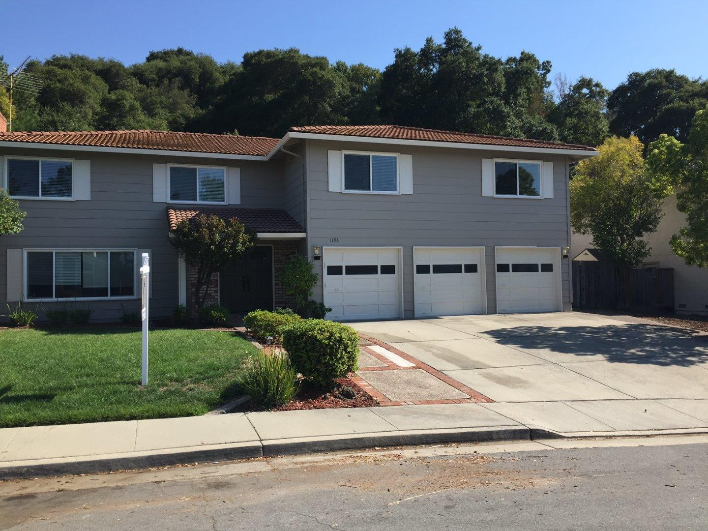 Single Family Home for Rent at 1196 Nikette Way San Jose, California 95120 United States
