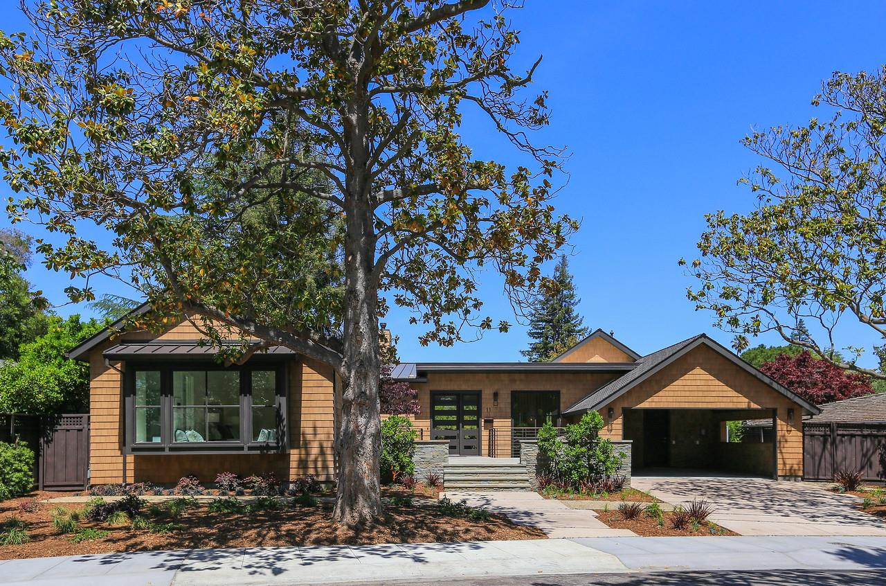 Single Family Home for Sale at 11 Phillips Road Palo Alto, California 94303 United States
