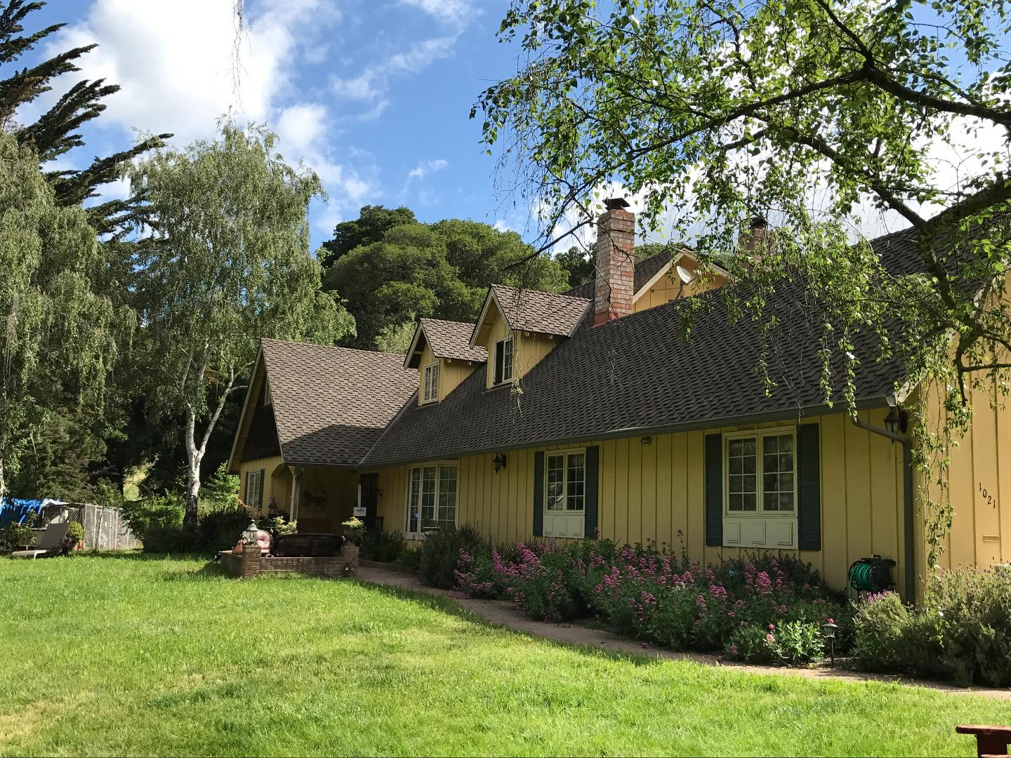 Single Family Home for Sale at 1021 Cannon Road Aromas, California 95004 United States