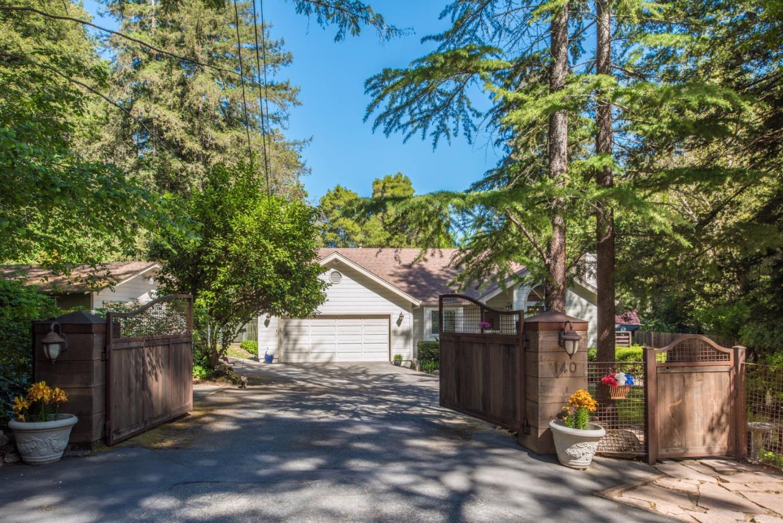 140 Boulder Brook Drive, BOULDER CREEK, CA 95006