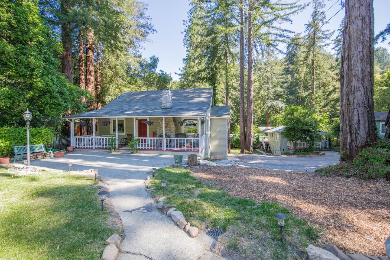 13896 Bear Creek Road, BOULDER CREEK, CA 95006