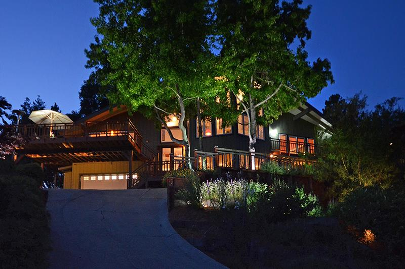 Частный односемейный дом для того Продажа на 765 Tabor Drive Scotts Valley, Калифорния 95066 Соединенные Штаты