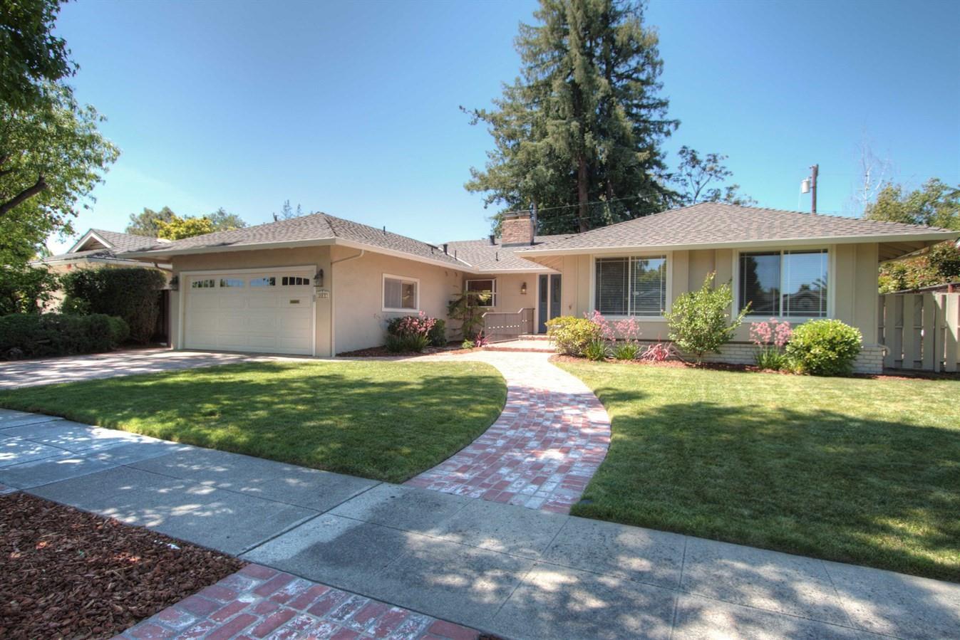 1077 Ticonderoga Drive, SUNNYVALE, CA 94087
